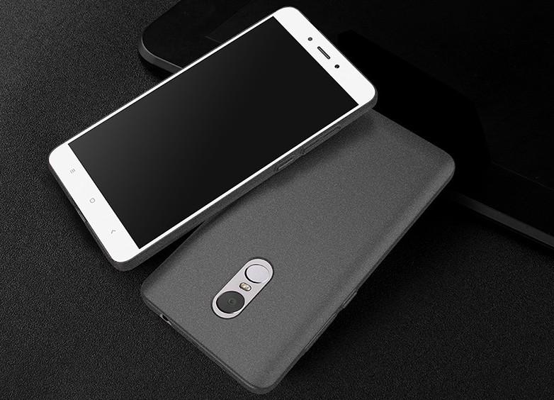 เคส Xiaomi Redmi Note 4 PC Frost Shiled Case