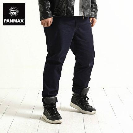 [พรีออเดอร์] กางเกงแฟชั่นเกาหลีผู้ชายไซต์ใหญ่ size 2XL - 6XL ขายาว - [Preorder] Plus size Men ฺKorean Hitz size 2XL - 6XL Long Trousers
