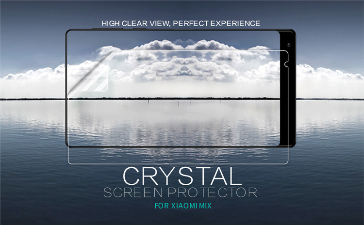 Xiaomi Mi Mix ฟิล์มกันรอยแบบใส Nillkin Super Clear Anti-fingerprint Protective