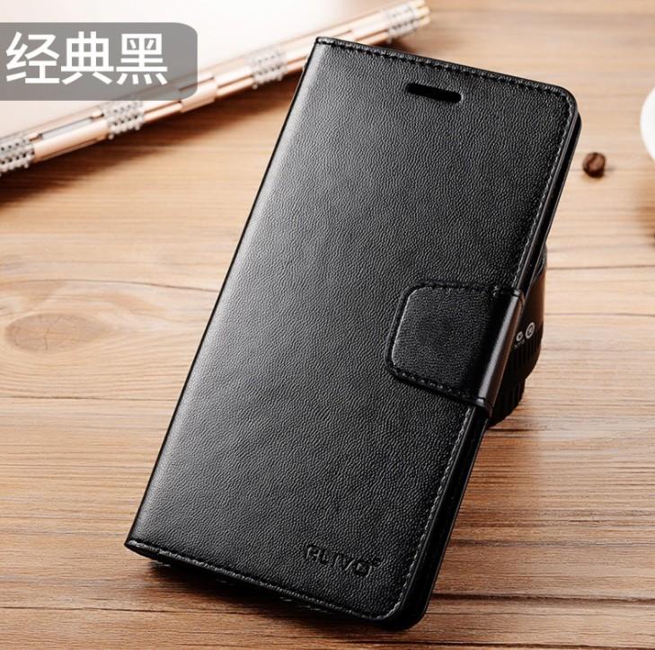 เคส Xiaomi Redmi 4X ฝาพับหนัง ALIVO โครงใส่โทรศัพท์ด้านในนิ่ม