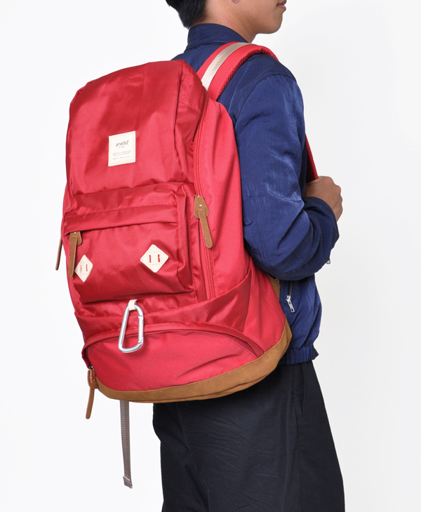 Anello Backpack AT-B1501 Red