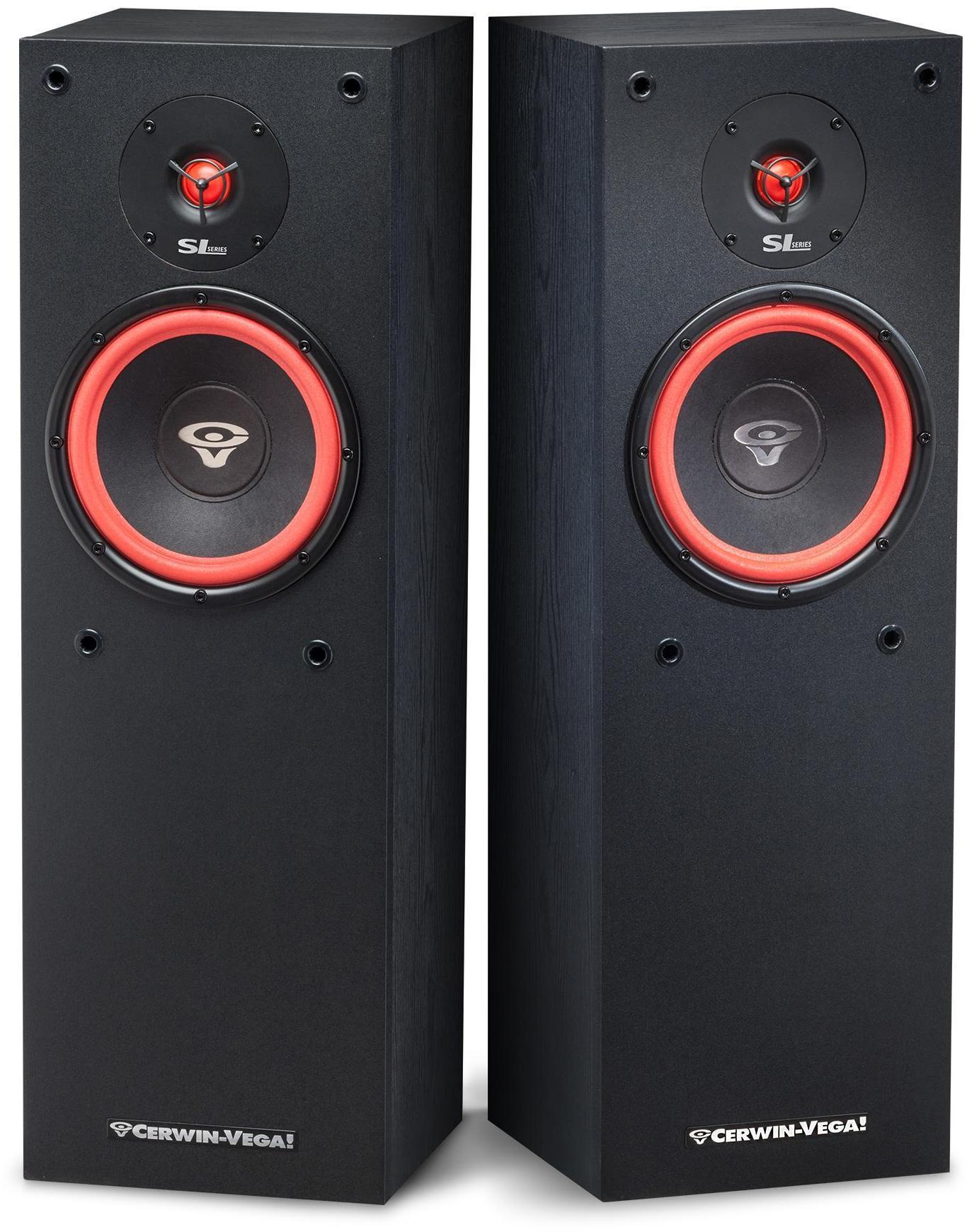 CERWIN VEGA SL-8 Floor Speaker