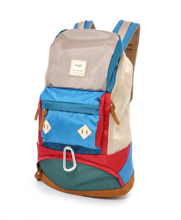 Anello Backpack AT-B1501 Tri color A