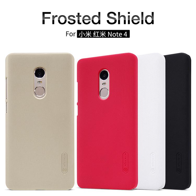 เคส Xiaomi Redmi Note 4 Nillkin Super Frosted Shield