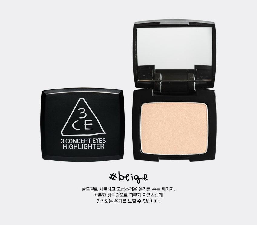 3CE Highlighter [ Beige ]
