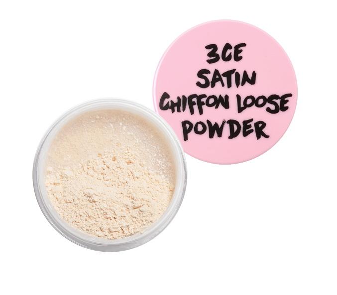 3CE Stylenanda Satin Chiffon Loose Powder 15g