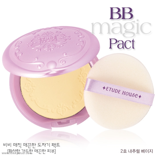 Etude House BB Magic Pact 15g [ No.2:ผิวธรรมดา ]