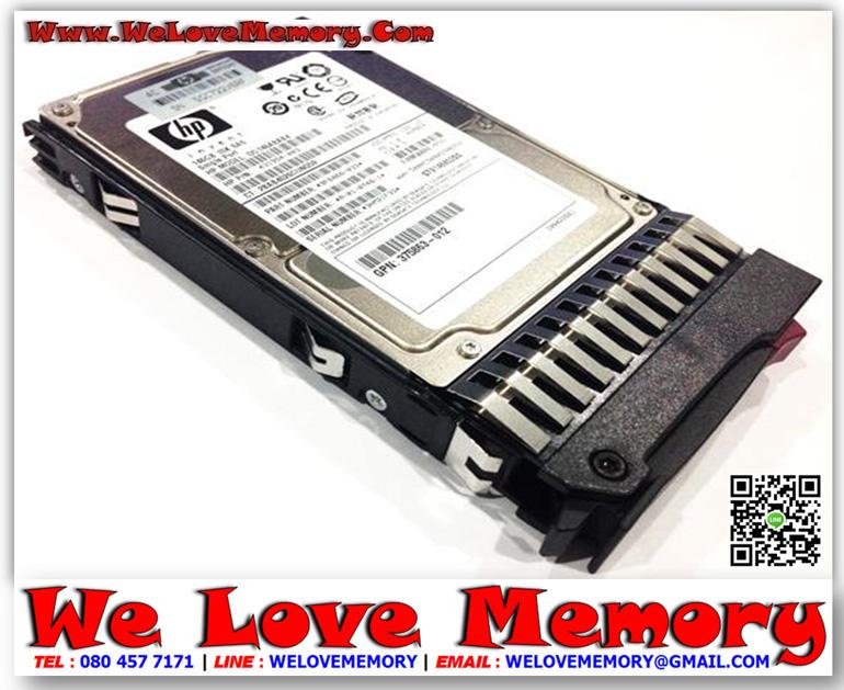 389346-001 [ขาย จำหน่าย ราคา] HP 72.8GB 3G 10K 2.5 DP SAS HDD