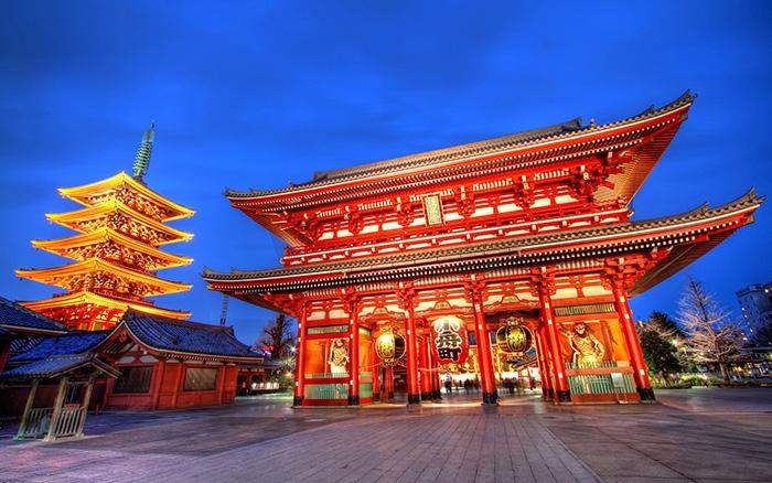 ทัวร์ญี่ปุ่น Tokyo Summer Finver 5วัน 3คืน XJ