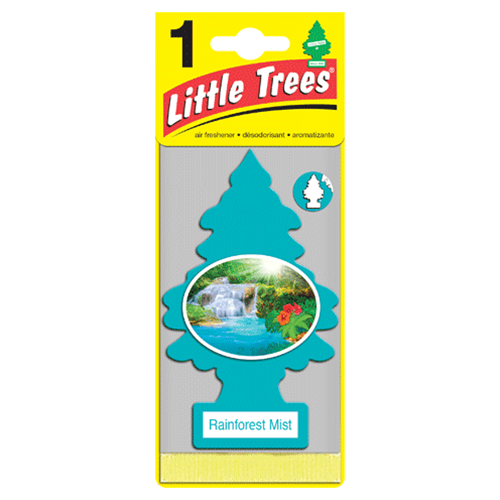 Little Trees กลิ่น Rainforest Mist
