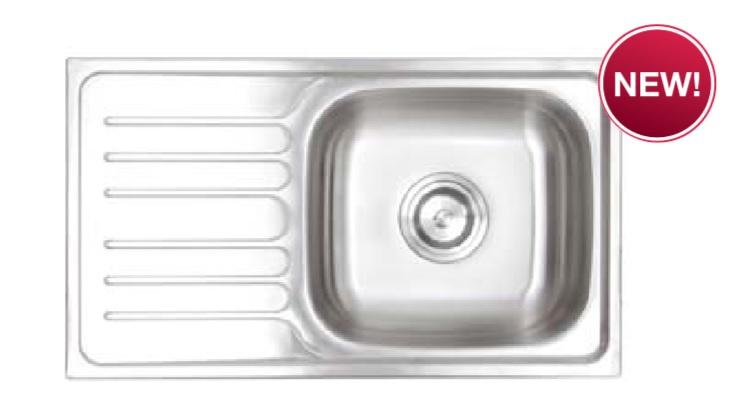อ่างล้างจาน HAFELE รุ่น ARTMIS SERIES (1)