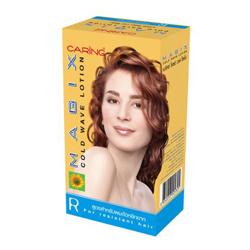 แคริ่ง เมจิคซ์ โคล์ด เวฟ โลชั่น สูตร R สำหรับผมดัดหยิกยาก For resistent hair 120 ml.