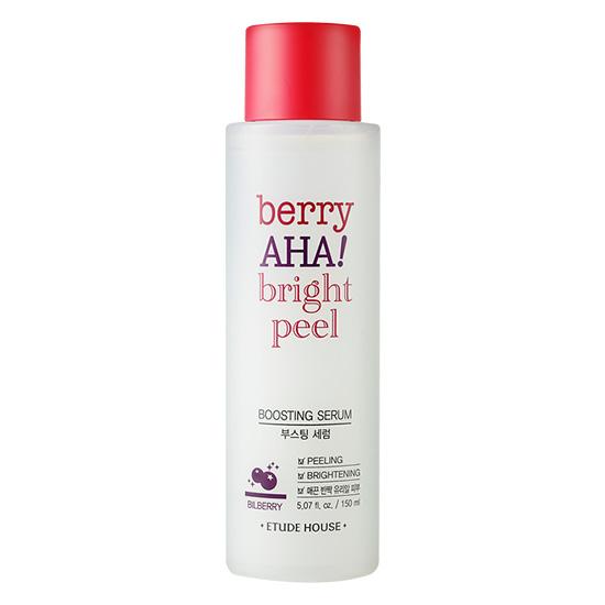 Etude House Berry AHA Bright Peel Boosting Serum 150ml.
