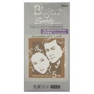 Bigen Speedy Hair color conditioner บีเง็นสปีดดี้ครีมเปลี่ยนสีผม No.884 น้ำตาลธรรมชาติ