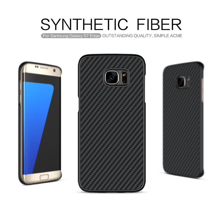 เคสมือถือ Samsung Galaxy S7 Edge รุ่น Synthetic Fiber