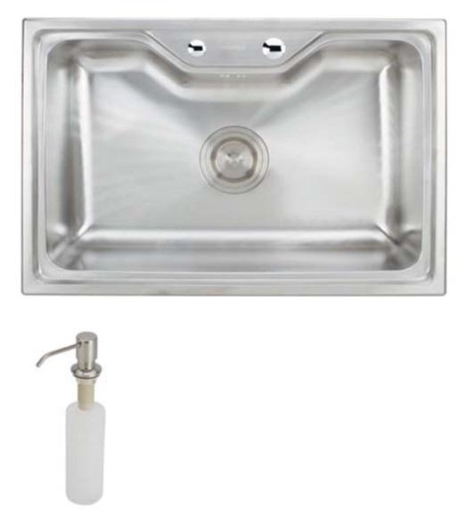 อ่างล้างจาน HAFELE รุ่น ERIS SERIES (2)