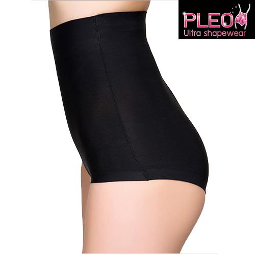 กางเกงเก็บพุง PLEO ที่สุดของกางเกงในเก็บพุง ไร้ตะเข็บ เกรดดีสุดในท้องตลาด ราคาถูก จาก USA สีดำ
