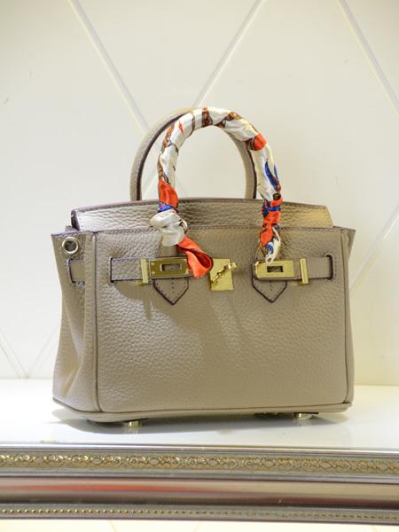 กระเป๋าหนังแท้ Birkin หนังวัวเกรด premium