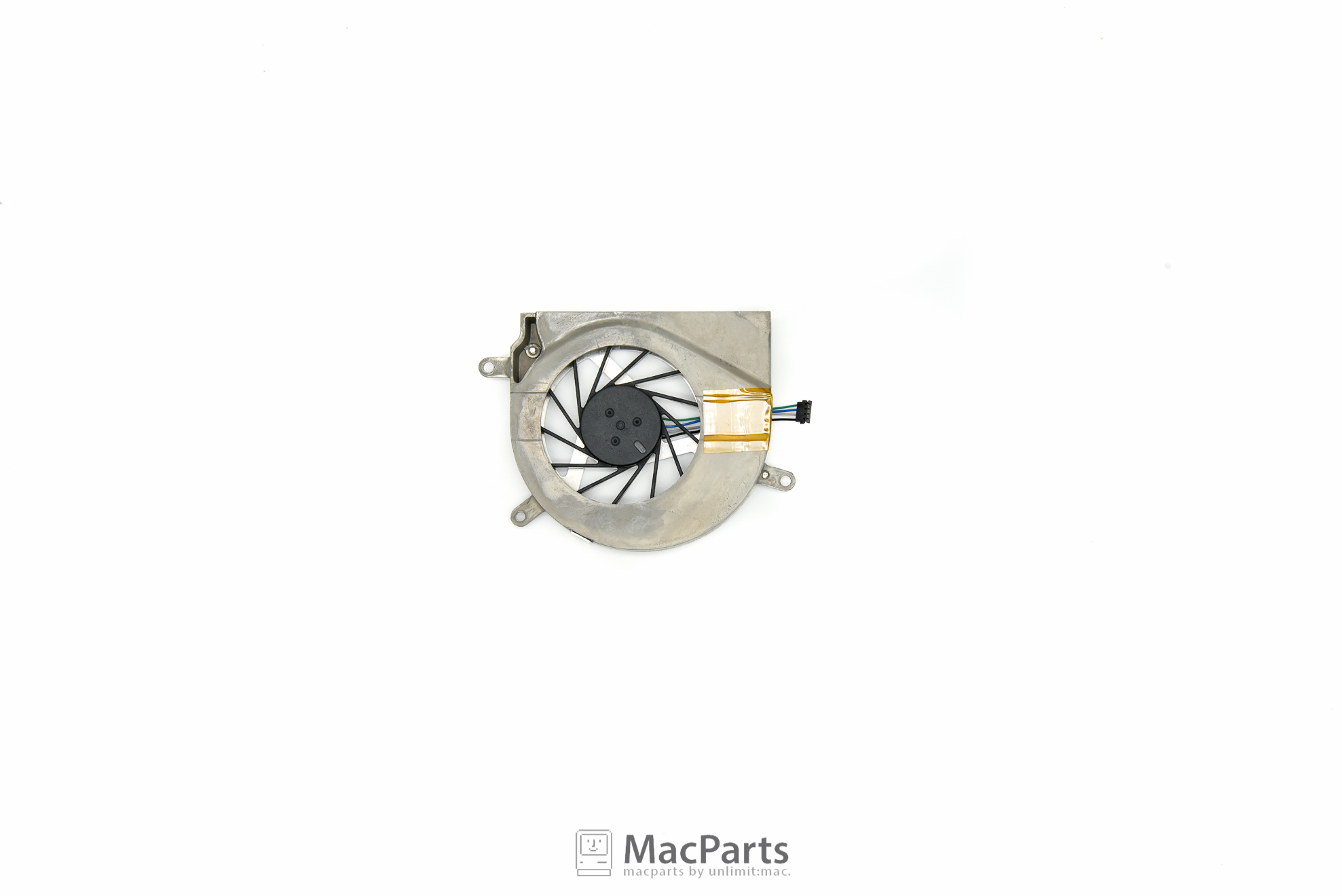 "922-7954 Right Fan MacBook Pro 17"" Aluminium core 2 Duo"