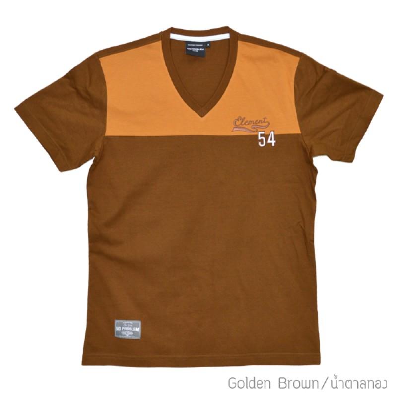 SALE5 50%!! ล้างสต๊อก เสื้อยืดคอวี สำหรับ ผู้ชายอ้วน 2XL 3XL 4XL รหัส NR60025