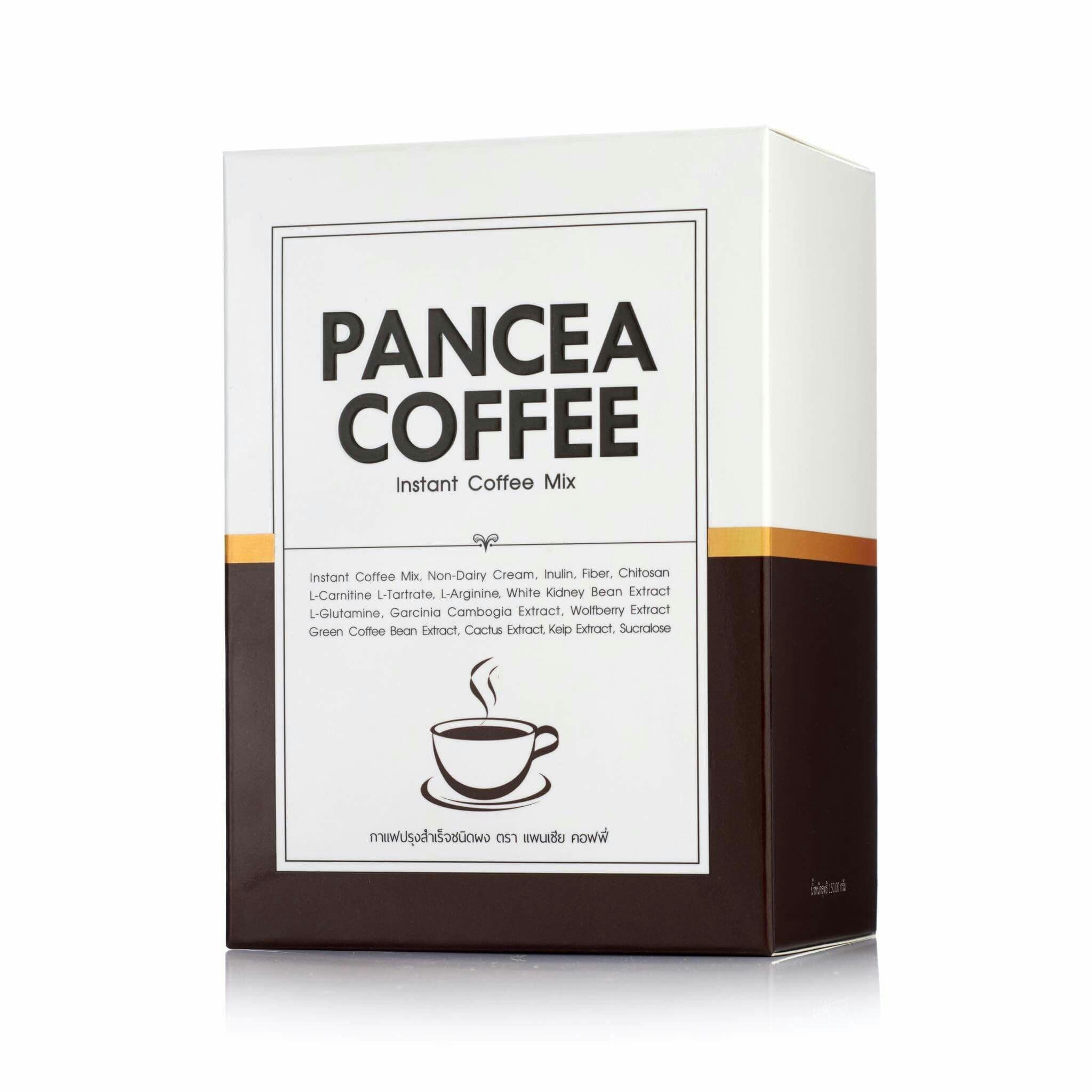 แพนเซีย คอฟฟี่ PANCEA COFFEE (10 ซอง)