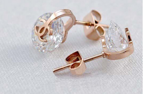 CC Diamentes Earrings