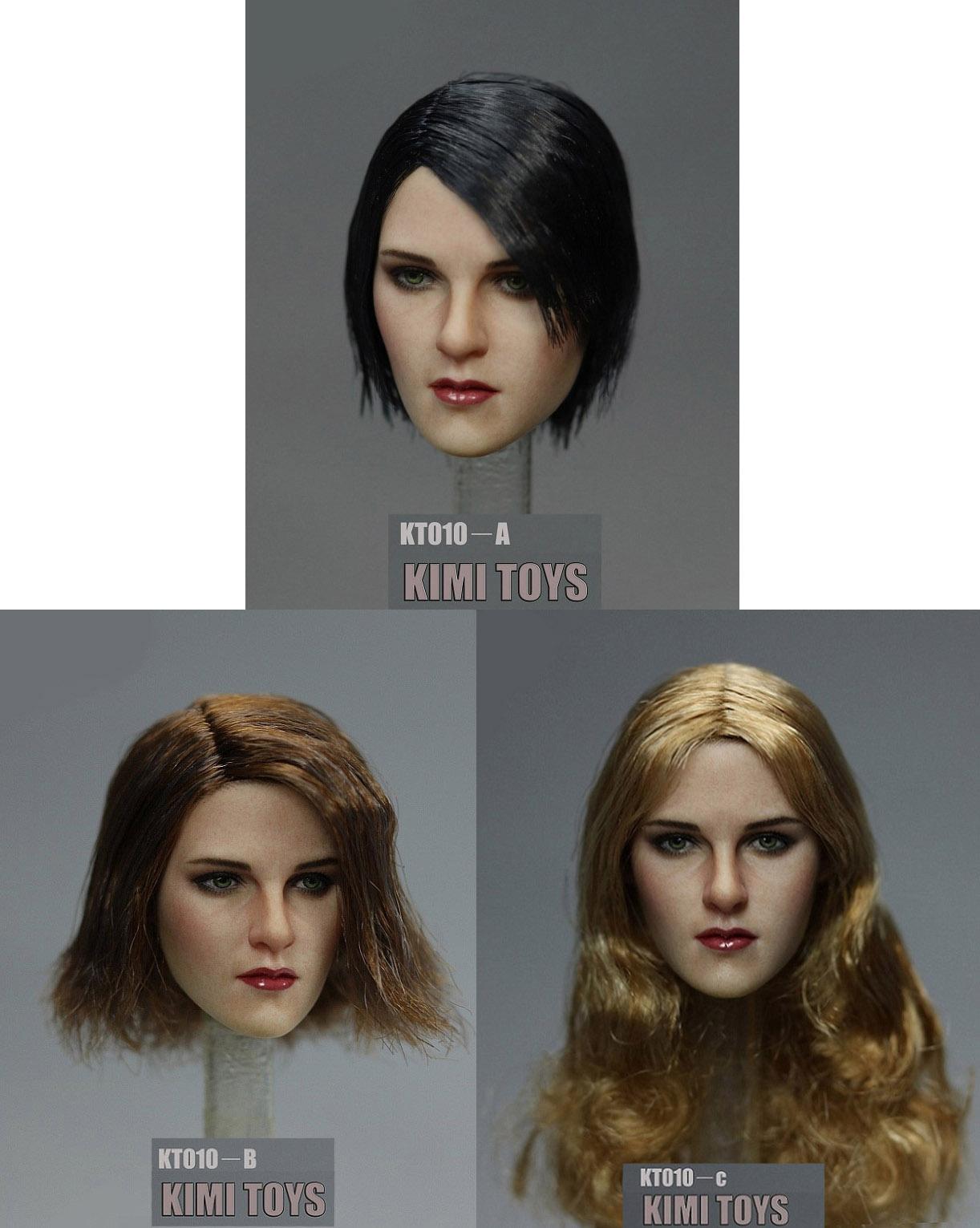 KIMI TOYS KT010 Europe Female headsculpt