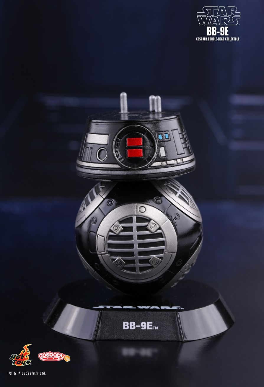 Hot Toys COSB414 STAR WARS: THE LAST JEDI - BB-9E