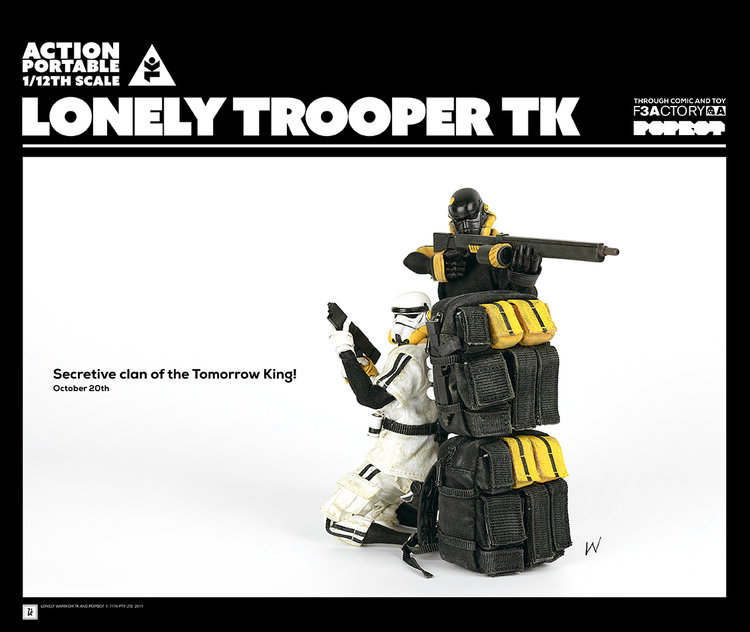 3A APTK 1/12 Lonely Trooper TK Sergeant