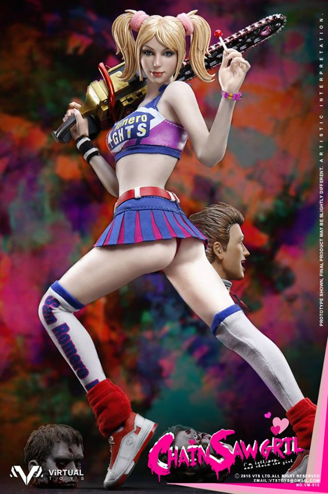 VTS TOYS VM-015 CHAINSAW GIRL