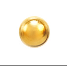 GOLD PLATED BABY 3MM BALL BOX (7581-0300)
