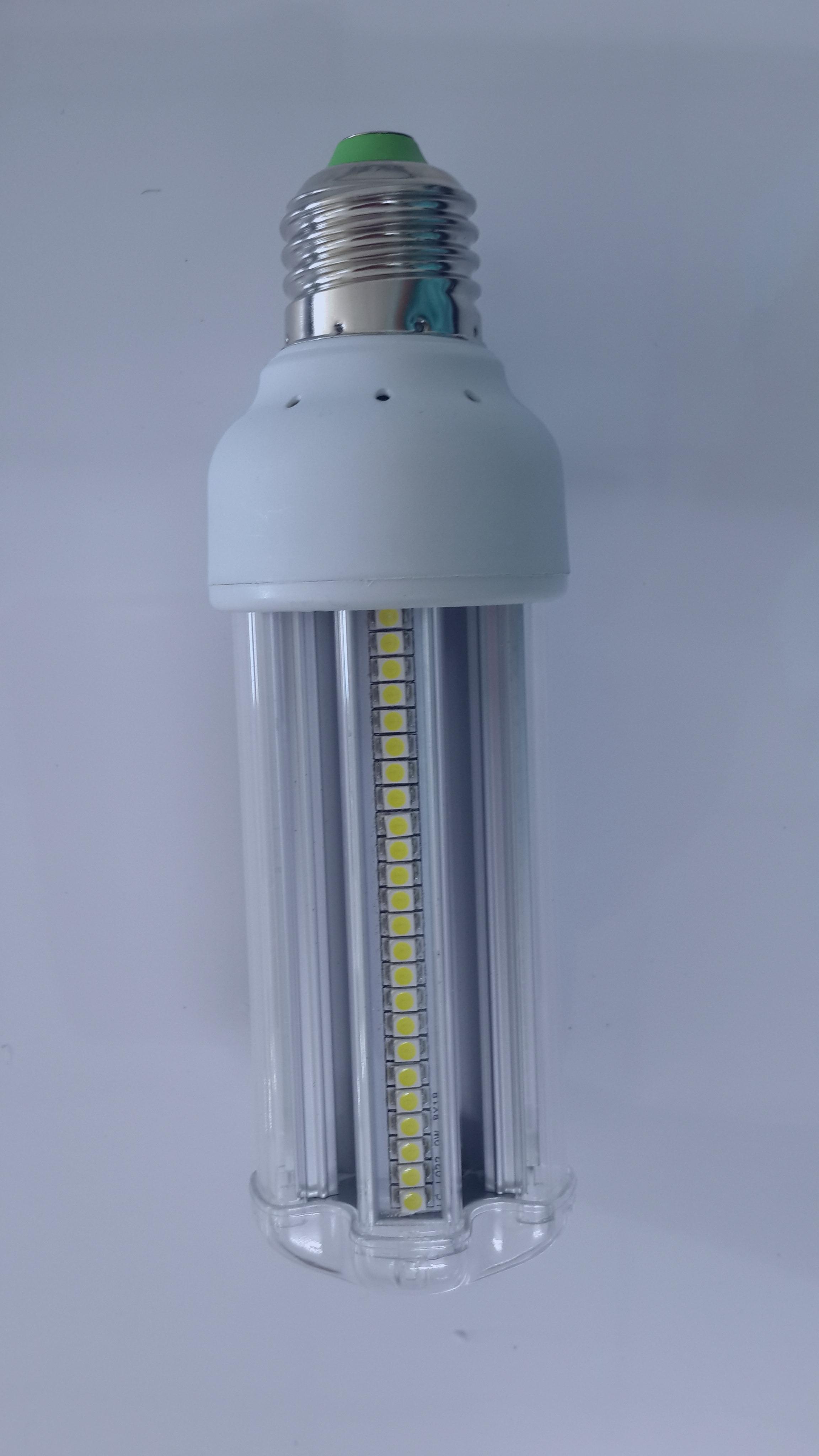หลอดไฟแอลอีดี 85-265/9W WARM WHITE