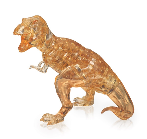 Brown T-rex