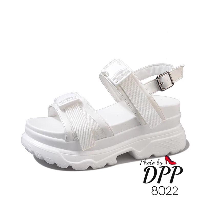 รองเท้าลำลองสไตล์แฟชั่นเกาหลี (สีขาว)