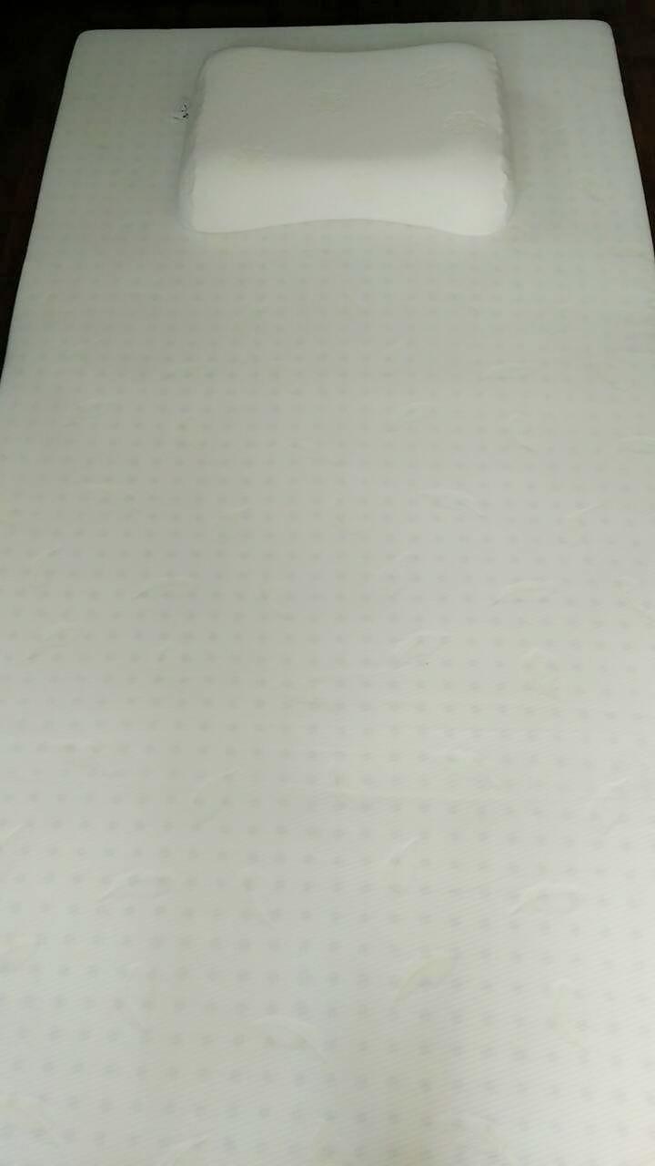 ที่นอนยางพาราแท้ รุ่น 7.5 Single (7.5X100X200) 3.5 ฟุต หนา 7.5 cm. /3 นิ้ว