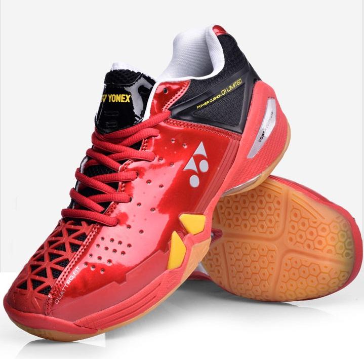 Pre-order รองเท้าแบดมินตัน รุ่น SHB-01 สีแดง