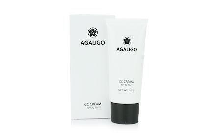 Agaligo CC Cream SPF30PA+++ ซีซีครีมหน้าแมต เนื้อบางเบา