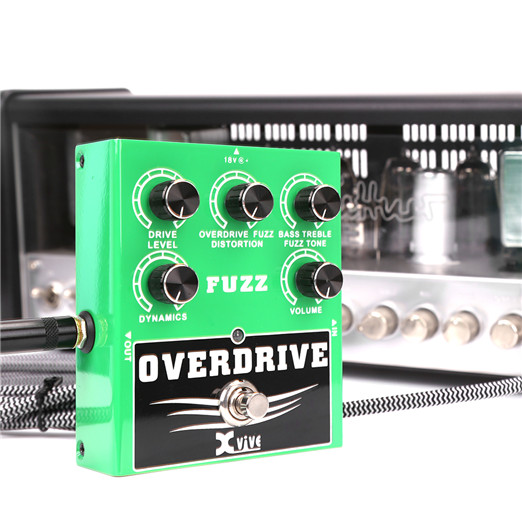 Xvive Effect Overdrive/Fuzz W2