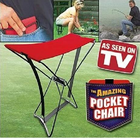 เก้าอี้ amazing pocket chair
