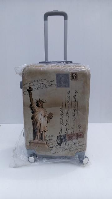 กระเป๋าเดินทาง 20 นิ้ว ลายเทพีสันติภาพ