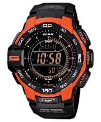 Casio Protrek Solar Power Men's Watch รุ่น PRG-270-4