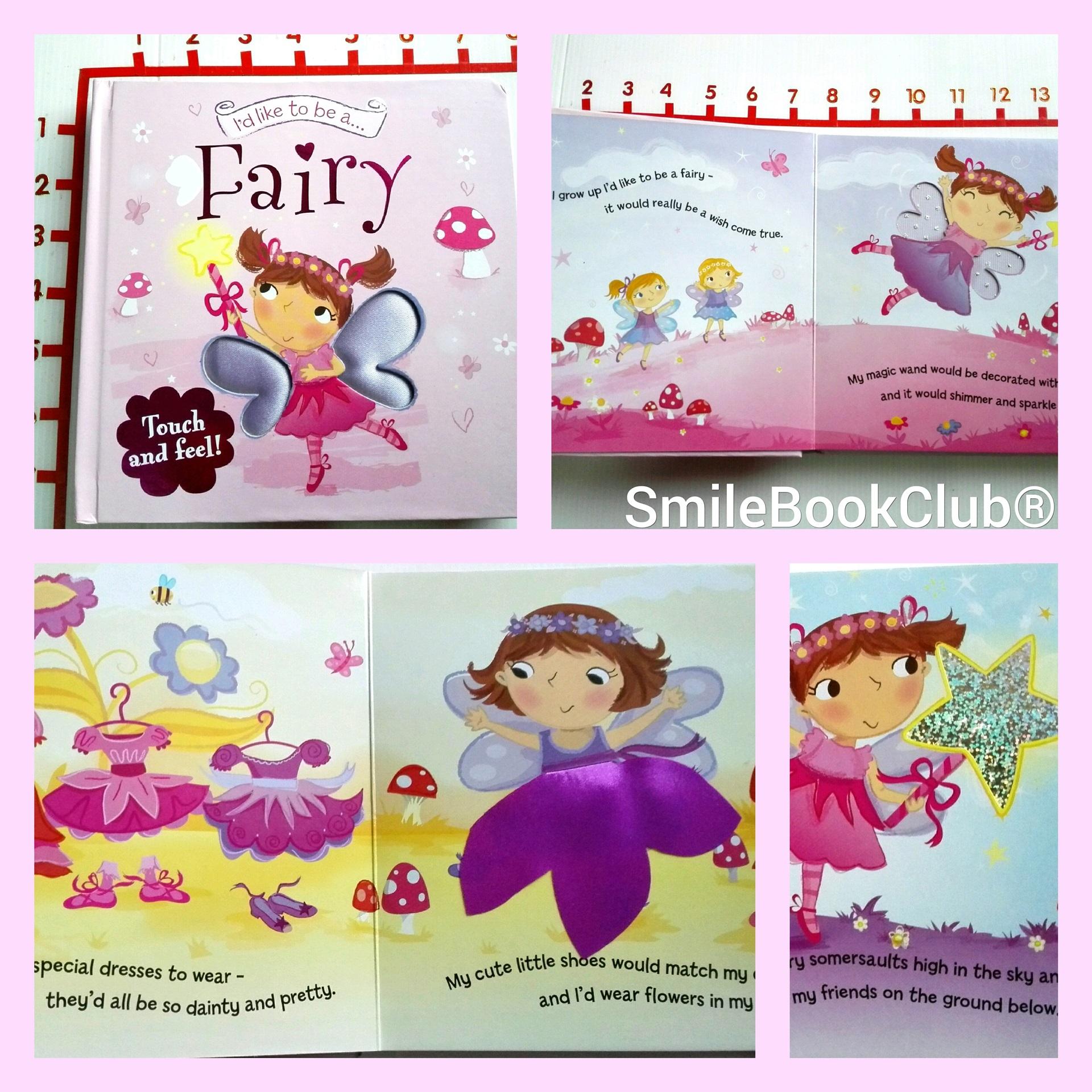 I'd Like to Be a .. Fairy
