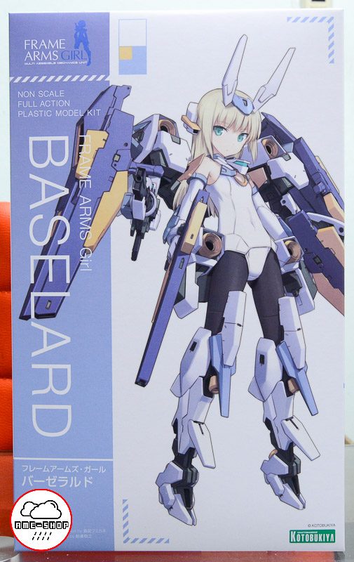 Frame Arms Girl - Baselard Plastic Model(In-Stock)