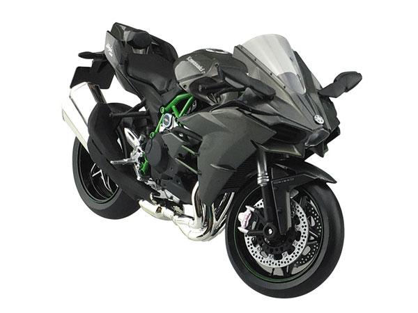 1/12 Complete Motorcycle Model KAWASAKI Ninja H2(Pre-order)