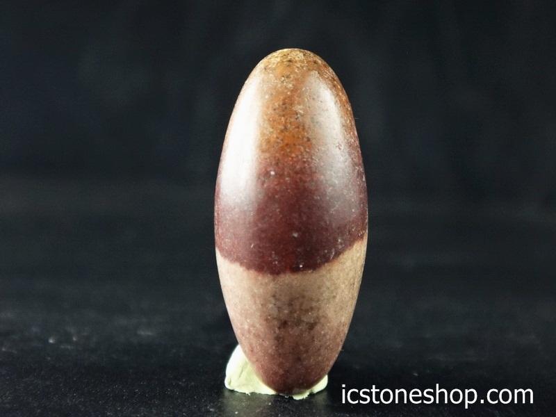 ▽ศิวลิงค์คัม หรือหินพระศิวะ หินศักดิ์สิทธิ์จากอินเดีย (5g)