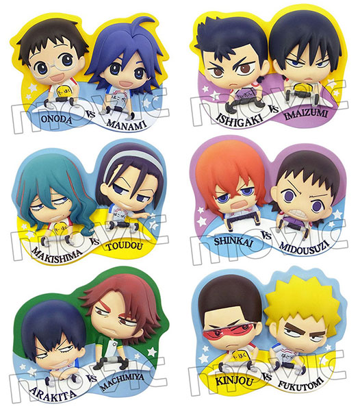 DECO RICH+ - Yowamushi Pedal GRANDE ROAD Vol.2 6Pack BOX(Pre-order)