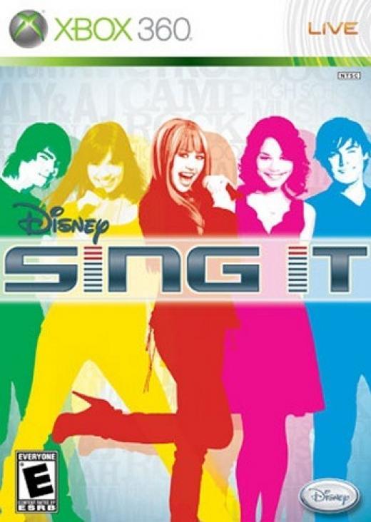 Disney Sing It [ต้องมี Micorophone ]