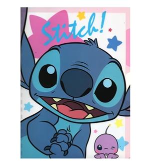 แฟ้มเอกสารซอง A4 ลาย Stitch