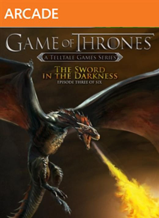 Game Of Thrones Episode 3 The Sword In The Darkness [RGH][XBLA]