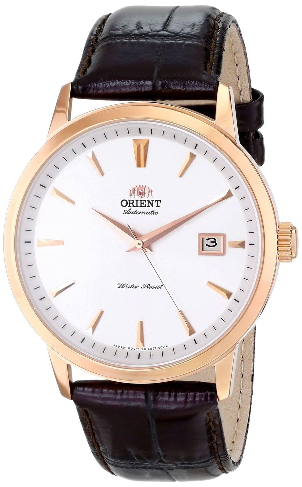 นาฬิกาผู้ชาย Orient รุ่น FER27003W0, Symphony Automatic